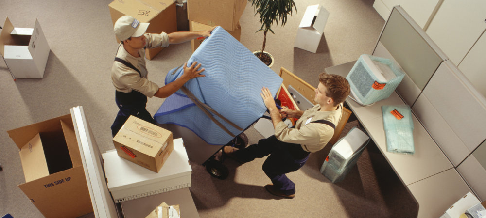 Yellowknife Commercial and Office Moving